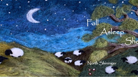 Fall Asleep Sheep