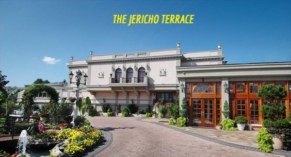THE JERICHO TERRACE