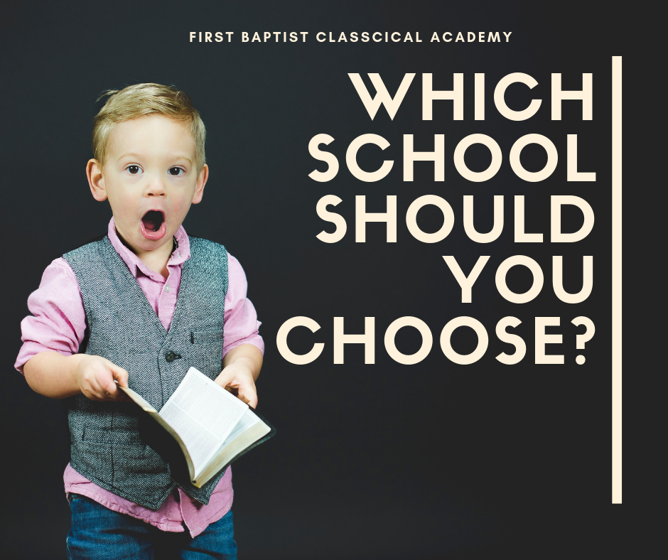 which school should you choose?