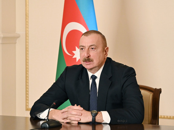 Aliyev, once again, threatens Armenia with war