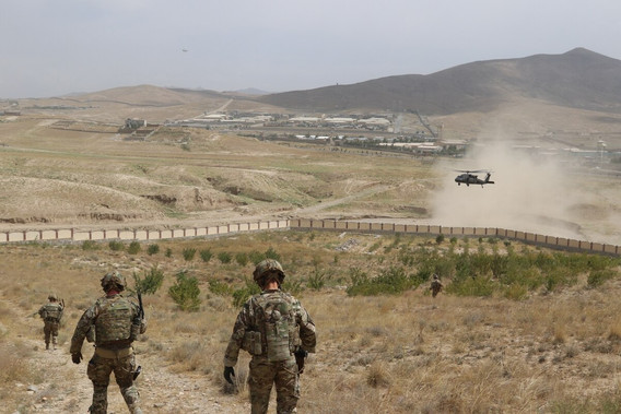New in 2021: US troop presence heading down to 2,500 in Iraq and Afghanistan