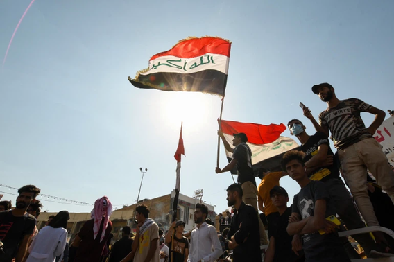 Will anti-gov't protests, Soleimani killing decide 2021 in Iraq?