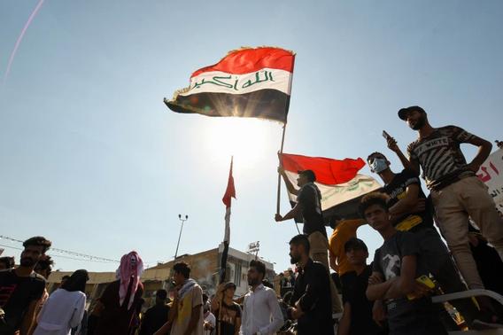 Will anti-gov't protests, Soleimani killing decide 2021 in Iraq?