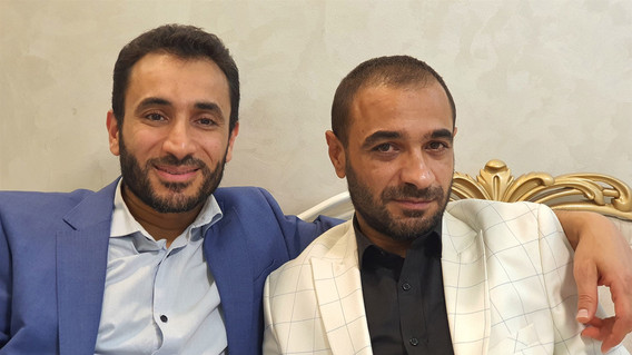 2 brothers were separated in an Iraqi jail. Now one believes he's found the other