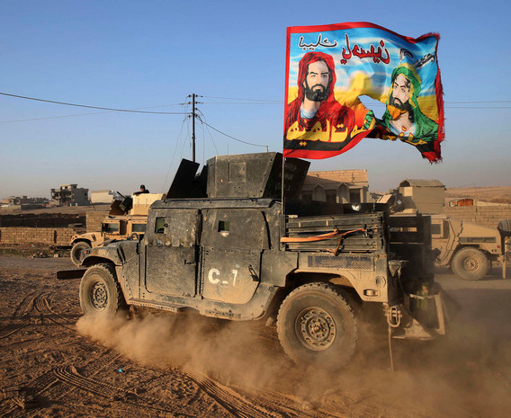 Worldview: Rubin: After ISIS, Iran looking to deepen presence in Iraq