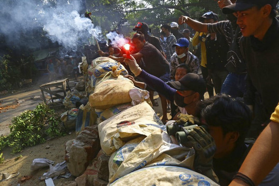 At Least 120 Killed as Myanmar Endures Another Dark Weekend