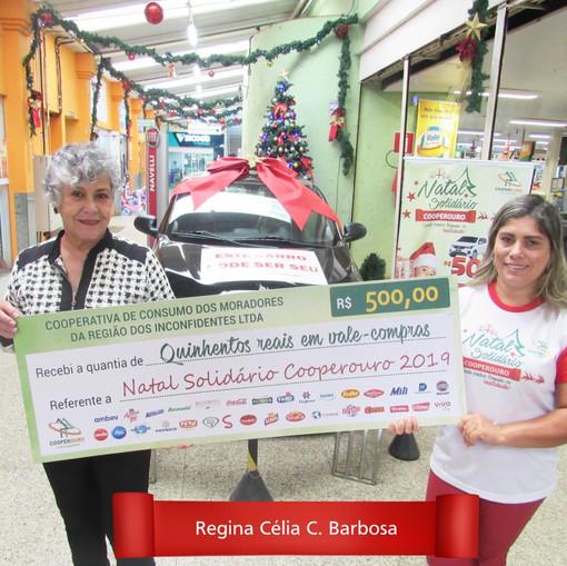 Regina Célia Barbosa - Barra