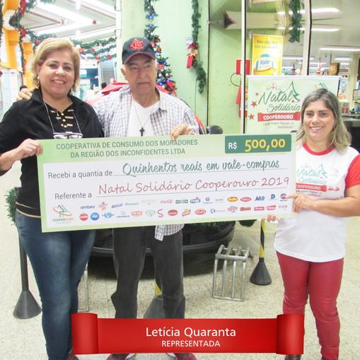 Letícia Quaranta - Antônio Dias