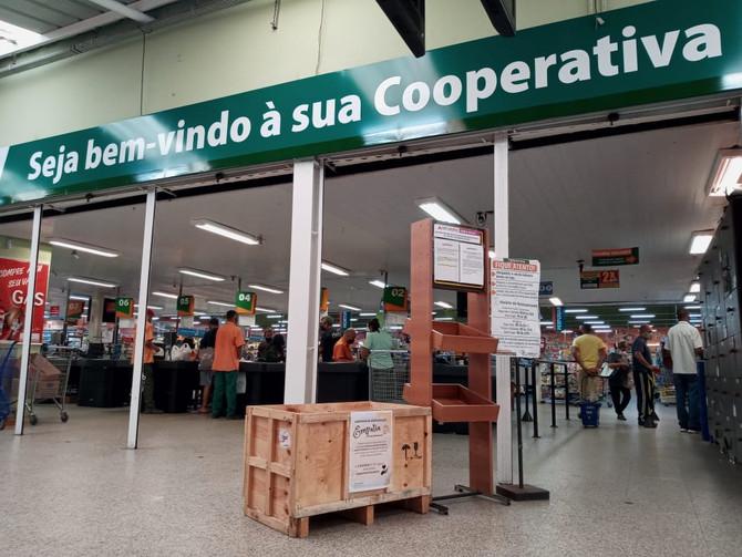 Grupo Assistencial Auta de Souza e Cooperouro iniciam campanha de arrecadação