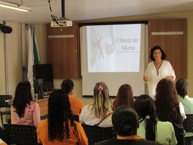 Cooperouro e Santa Casa promovem eventos ligados ao Outubro Rosa