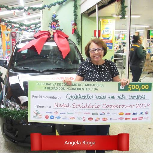 Angela Rioga - Saramenha