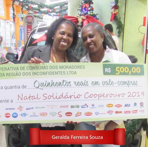 Geralda Ferreira - Antônio Dias