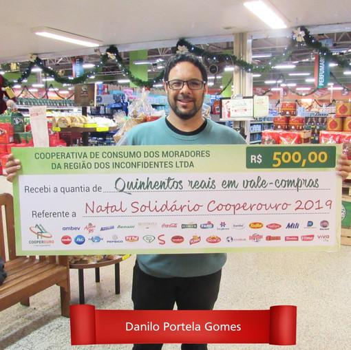 Danilo Portela - Jardim Itacolomy