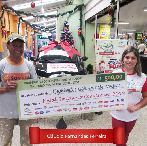 Cláudio Fernandes Ferreira - Bauxita