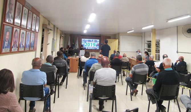 Cooperouro realiza Assembleia Geral Ordinária, tem contas aprovadas e novo Conselho Fiscal