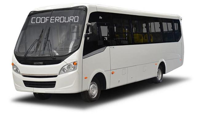 Horários de ônibus para a Cooperouro neste feriado