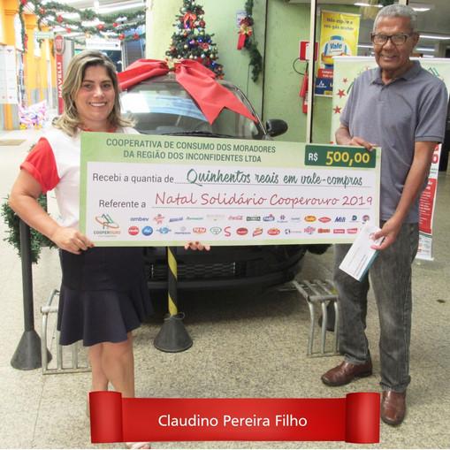 Claudino Pereira Filho - Bauxita