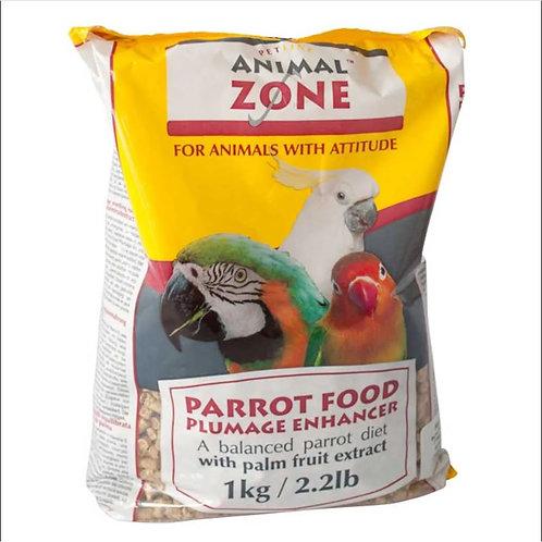 Animal Zone Parrot Food - Plumage enhancer