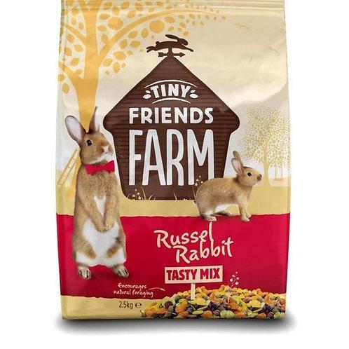 Russell Rabbit tasty mix