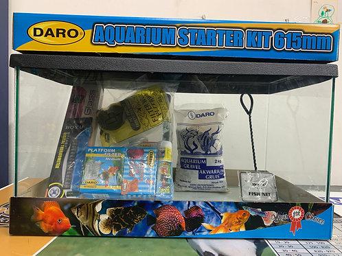 DARO Fish tank starter kit 61cm