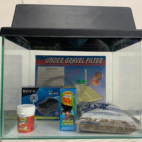DARO Fish tank starter kit 30cm