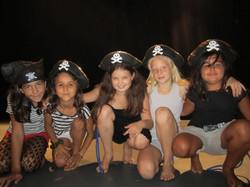 Stage été 7-10 ans : les pirates