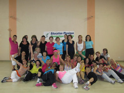 Stages Zumba printemps