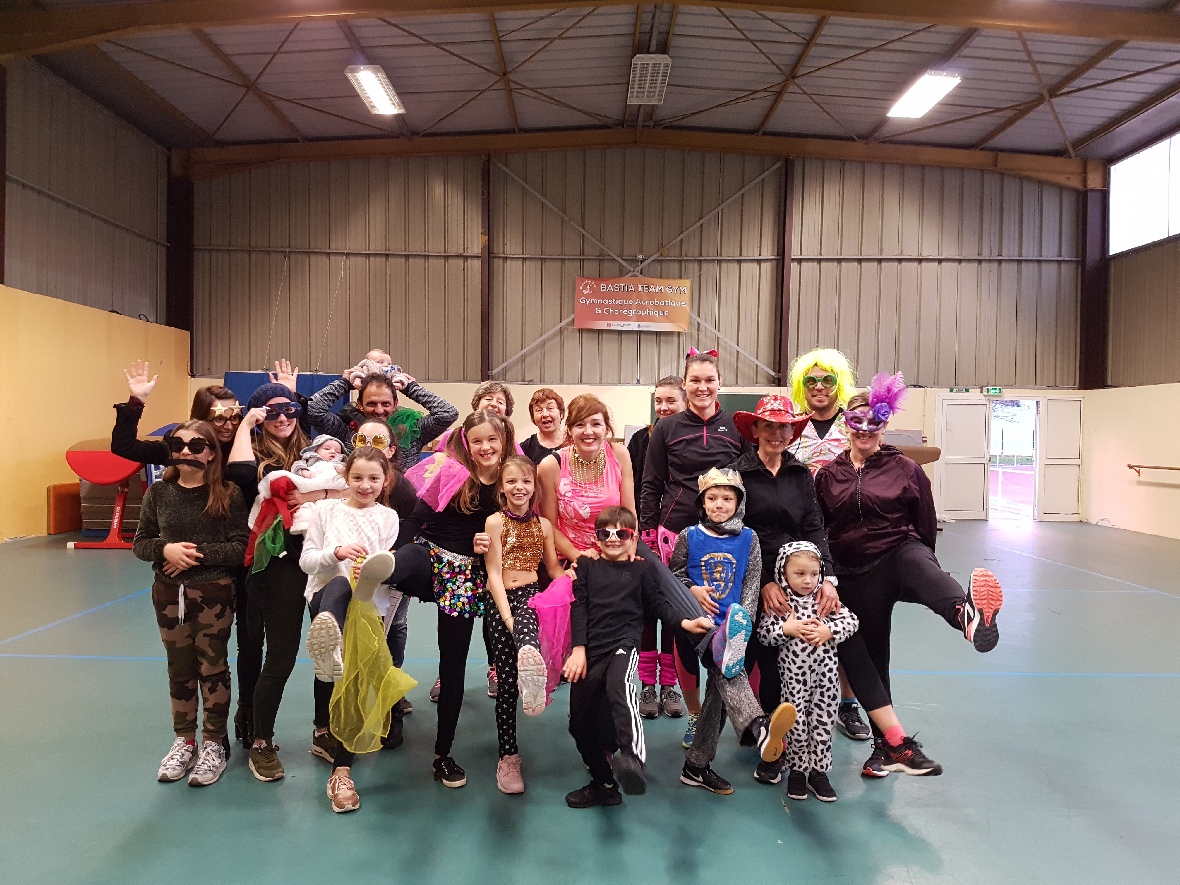zumba party carnaval