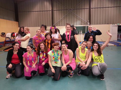 Zumba party famille carnaval