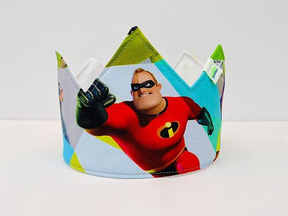 Kroon Pixar helden