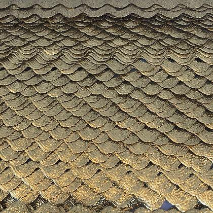 Zigzag band 6mm