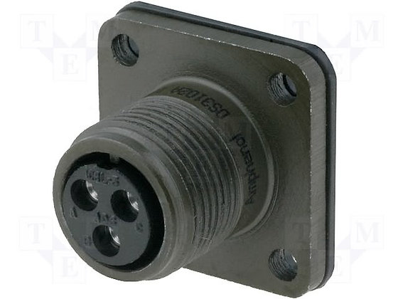 Amphenol 3102A-10SE-3S