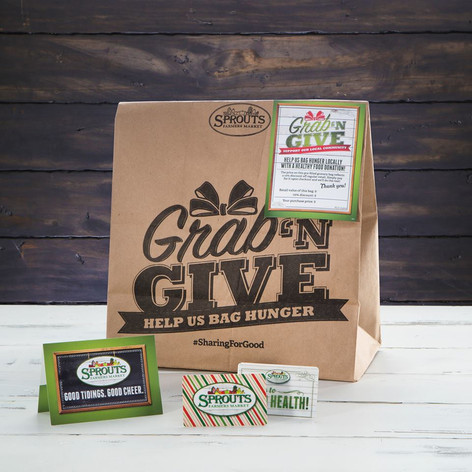 Grab 'N Give Promotion & Holiday Gift Cards
