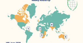 Commonwealth Security: Weekly Round-Up