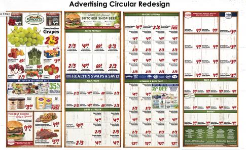 Advertising Circuler Redesign