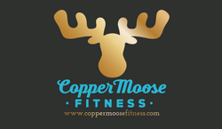 Copper Moose Business Cards