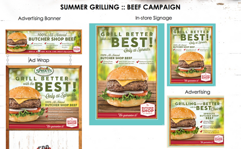 Summer Grilling Campaign