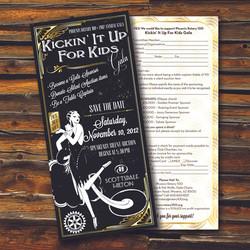 Phoenix Rotary Gala Rackcards