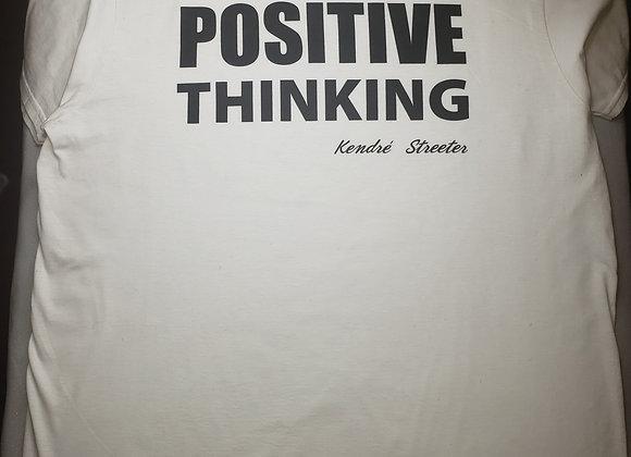 Positive Thinking White