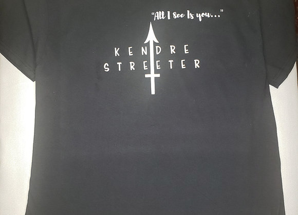 Kendre' Streeter Logo (All I Think About Is You)