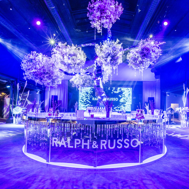 RALPH AND RUSSO LAUNCH PARTY