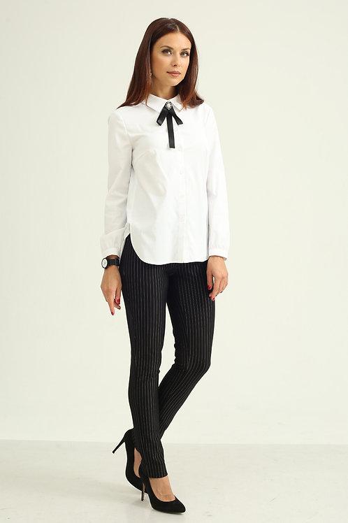 Блуза (арт.4356-1849) белый
