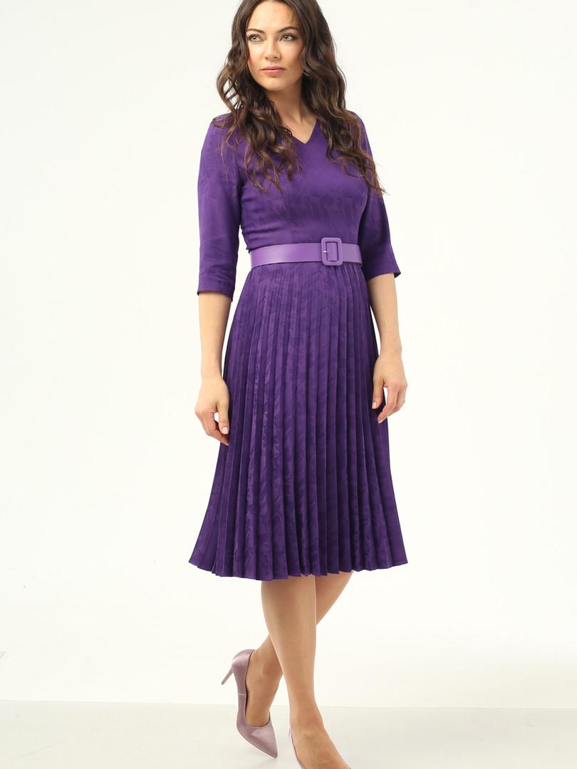Платье (арт.5416-0877) фиолет.JPG