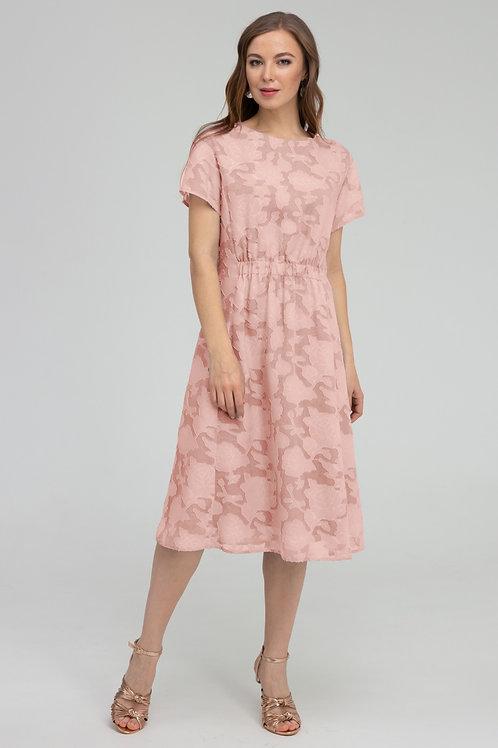 Платье (арт.5435-1928) розовый