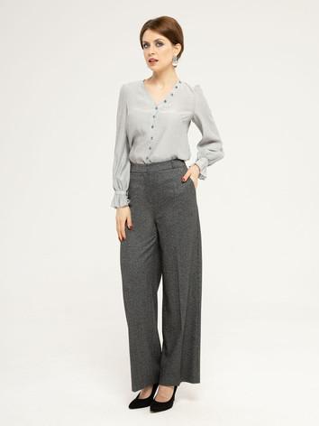 Блузка (арт.4410-2118) серый.jpg