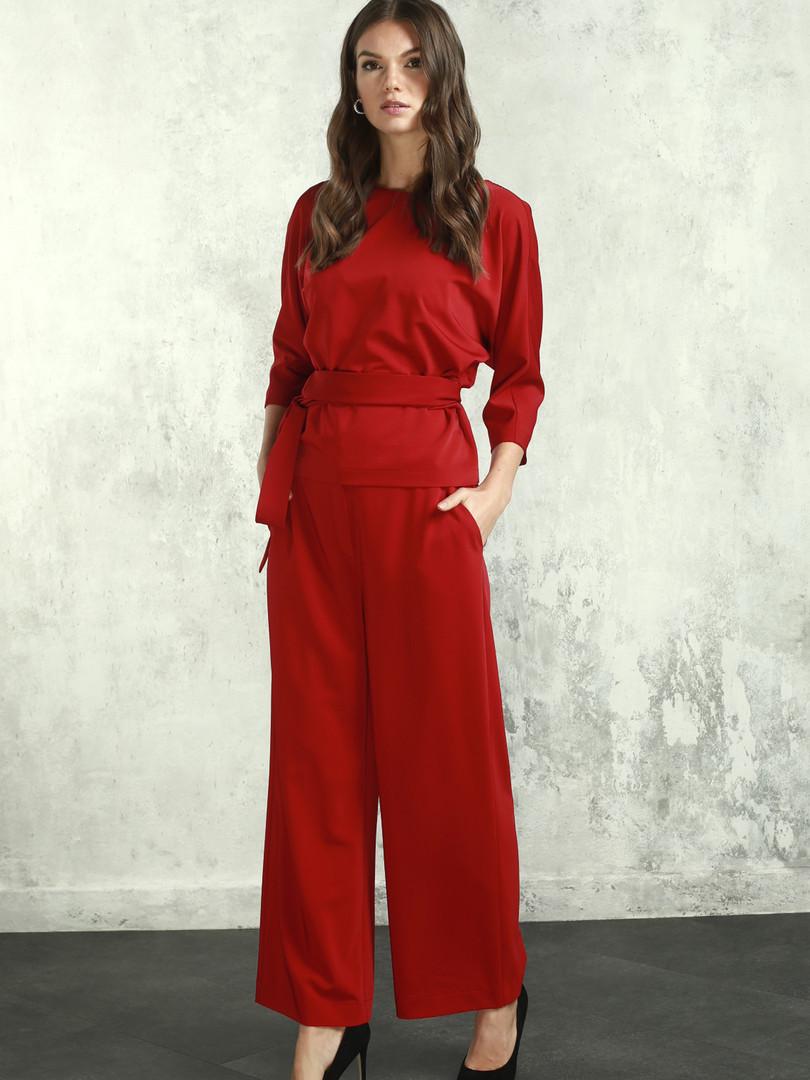 Блуза (арт.4389-1599) красный (1).JPG