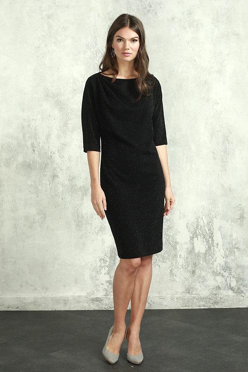 Платье (арт.5295-1880) черный