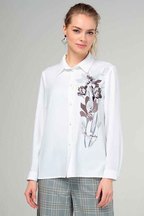 Блуза (арт.4281-1850) белый