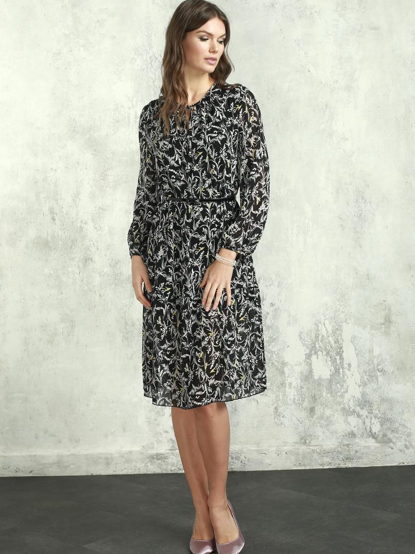 Платье (арт.5438-1915) принт черный.JPG