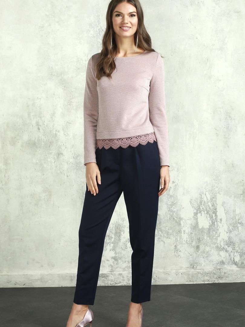 Блуза (арт.4192-1521) розовый.JPG